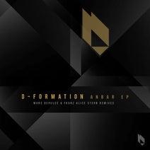 D-Formation, Marc DePulse, Franz Alice Stern - Anbar EP
