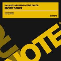 Richard Earnshaw, Steve Taylor - Secret Sauce