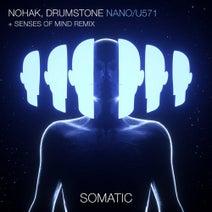 Nohak, Drumstone, Drumstone, Senses Of Mind - Nano / U571