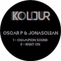 Oscar P, Jonasclean - Champion Sound