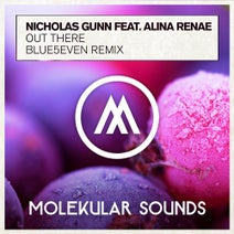Alina Renae, Blue5even, Nicholas Gunn - Out There (Blue5even Remix)