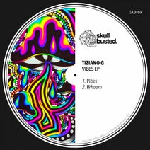 Tiziano G - Vibes EP