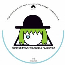 George Privatti, Guille Placencia, Paul Darey - YOUNG LADY EP
