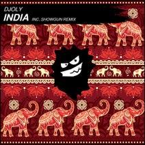 Djoly, SHOWGUN - India (Showgun Remix)