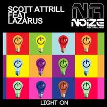 Lazarus, Scott Attrill - Light On