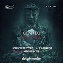 CLAN EQ, LouLou Players, Alex Ferrer, Grotesque, Alex Byrka, Beta5 - The Sea