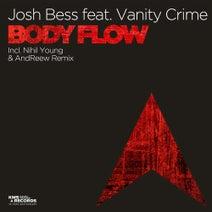 Josh Bess, Vanity Crime, Nihil Young, AndReew - Body Flow