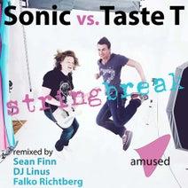 Sonic, Taste T, Sean Finn, Falko Richtberg, DJ Linus - Stringbreak