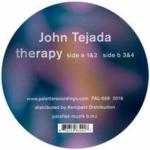 John Tejada - Therapy