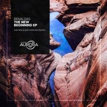 Renaldas, Ametrine, New Horizons - The New Beginning EP