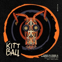 Domenic D'Agnelli, Chris Di Perri, Anek - Bulldozer EP