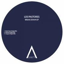 Los Pastores - Break Down EP