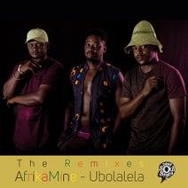 Jihad Muhammad, AfrikaMine, Aris Kokou, Chris Deepak - Ubolalela: The Remixes