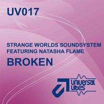 Strange Worlds Soundsystem, Soulsonic, Professor Stretch, Young David - Broken