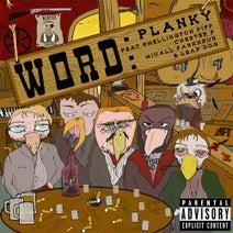 Planky, Micall Parknsun, Chester P, Leaf Dog, Smellington Piff - Word