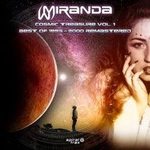 Miranda - Cosmic Treasure Best Of 1995-2000 Remastered, Vol. 1