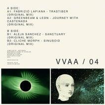 Fabrizio Lapiana, Leon, Greenbeam, Aleja Sanchez, Cliche Morph - Va_04