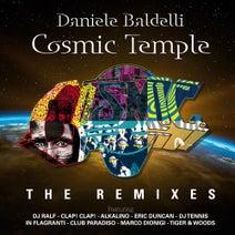 Daniele Baldelli, DJ Tennis, In Flagranti, DJ Ralf, Tiger & Woods, Clap! Clap!, Alkalino, Club Paradiso, Eric Duncan, Marco Diongi - Cosmic Temple - The Remixes