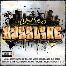 Garage Jams, DJ Denver, Booda, Becky Rhodes, Brett Maverick, Boy Better Know, Murkz, Dumpa, JTJ, Gemma Fox, Merkury, Screama, DJ Panther, J Bomma B, D's1, Tez Kidd, Alex Mills, TRC, Delinquent, Spoilt Rotten, Dexplicit, T2, Mr. V, TS7, Bianca G., DJ Ironik, Kele Le Roc, TS7, Witty Boy, Mr. V - DJ Cameo Presents Bassline Vol. 1