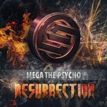 Mega The Psycho - Resurrection EP
