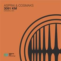 Cosmaks, Asprai - 3091 Km