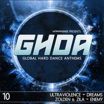 Ultraviolence, Zolden, Zila - GHDA Releases S4-10, Vol. 4