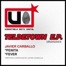 Javier Carballo - Teldetwon EP