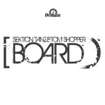 Tom Shopper, Sektion Tanz, Sascha Kloeber, Steve Cole, Homebase, Bastian Fuchs, Der 8Sinn - Board EP