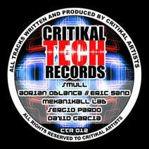 Smull, Eric Sand, Adrian Oblanca, Mekanikall Lab, Sergio Pardo, David Garcia - CTR 012