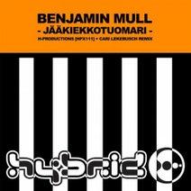 Benjamin Mull, Cari Lekebusch - Jaakiekkotuomari
