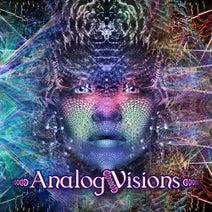 Hallucinogen, Technossomy, Total Eclipse, Tetrahedron, Green Nuns Of The Revolution, Quid, Etnica - Analog Visions