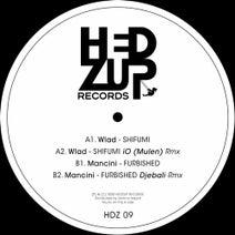 Wlad, Mancini, iO (Mulen), Djebali - Shifumi/Furbished EP + iO (Mulen) and Djebali remixes