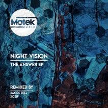 Jinadu, Night Vision [ca], James Teej, jozif - The Answer EP