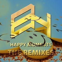 Edvard Hunger, Coldbeat, Oliver Pedersen - Happy Moments - The Remixes