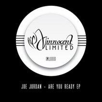 Joe Jordan - Are You Ready EP