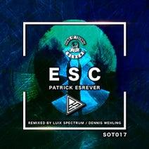 Patrick Esrever, Luix Spectrum, Dennis Wehling - ESC