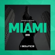 Double B, Charlie Spot, NØn, Sylva Drums, David Ismael, Downtown - Miami 2018