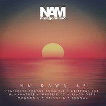 Hypnotik, Black Opps, Critycal Dub, Renae Rain, Muwookie, Serai Jazz, T>I, YoungG, Humanature, Wavefields - Nu Age Music Presents Nu Dawn