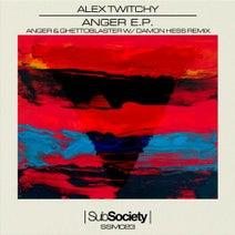 Alex Twitchy, Damon Hess - Anger EP