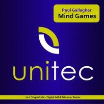 Paul Gallagher, Digital Self & Tek-tonic - Mind Games