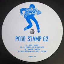 Despa, T.E Project, Sergiusz, Billy Butler, JUST JAMES - Pogo Stamp 02