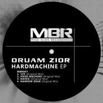 Oruam Zior - Hardmachine EP