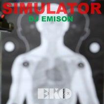 DJ Emison - Simulator
