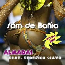 ALMADAS - Som de Bahia (feat. Federico Scavo) [Vocal Mix]