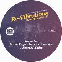 Hanlei, David Bailey, Sean McCabe, Circle Of Funk, Mike City, Sean McCabe, Louie Vega, Dannis Winston - Re-Vibrations - Remix Sampler EP