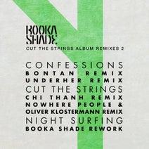 Booka Shade, Troels Abrahamsen, Bontan, Chi Thanh, UNDERHER, Nowhere People, Oliver Klostermann - Cut the Strings - Album Remixes 2