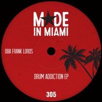 Oba Franks Lords - Drum Addiction EP