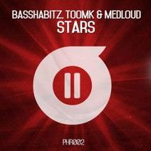 Basshabitz, Medloud, Toomk - Stars