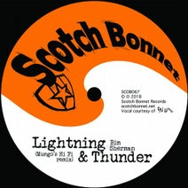 Bim Sherman, Mungo's Hi Fi, Mungo's Hi Fi - Lightning & Thunder (Mungo's Hi Fi Remix) (Record Store Day 2018 Special)
