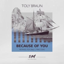 Toly Braun, FDF (Italy), Mike D' Jais - Because Of You